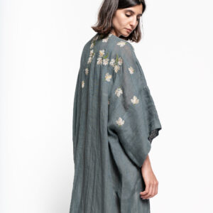 inaash-imgcl-Caftan Olive linen